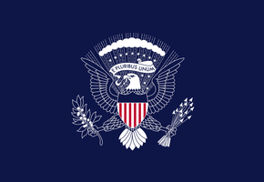 Flag of the President of the United States by YNot1989