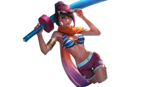 Pool Party Fiora by UberWild