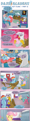 Dash Academy Chapter 2 - Hot Flank #5 by SorcerusHorserus