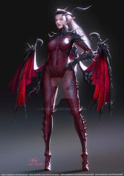 Succubus by inhyuklee