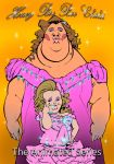 Honey Boo Boo Child the animated series by zachraw