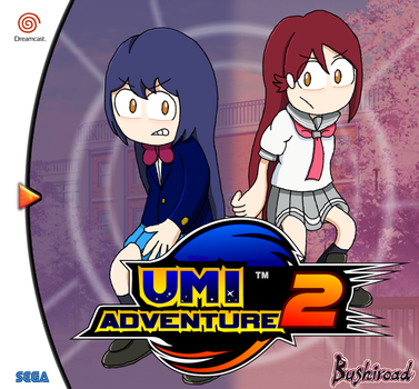 Umi Adventure 2 by TheBlueRenegade