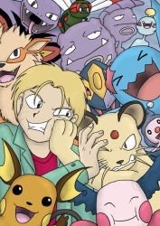 PKMNRB - Family Photo by caat