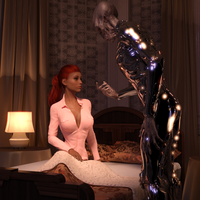 Alien Abduction Story 04 by Shimeri