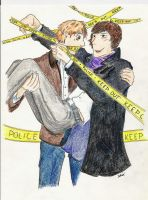 Fan Fiction Sherlock by PBCooper