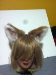 brown fox ears by tawnie8376