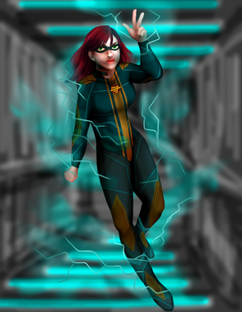 Volt by Dewdrops-of-Crystal