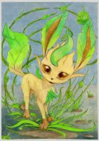 Leafeon as is