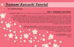 Kanzashi Tutorial - Part I by Kurokami-Kanzashi