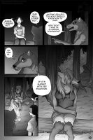 DreamCatcher Chap. 5: Pg. 16 by Lunaromon