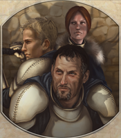 Soldier Token by AgarthanGuide