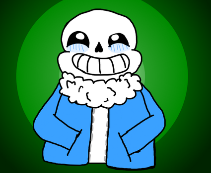 Sans much by frogsareswagg