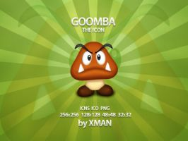 Goomba The Icon by neo014