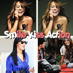 Smile action by MyFavoriteEditions