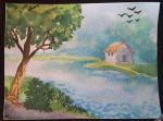 Peaceful painting by gigi28