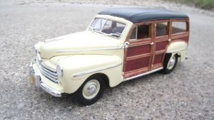 1948 Ford Woody by vash68