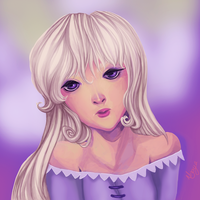 Lady Amalthea by nizaya