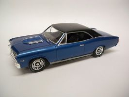 67 chevelle 3 by Esoteric787