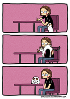 [artists vs life] cats be like by cardenus