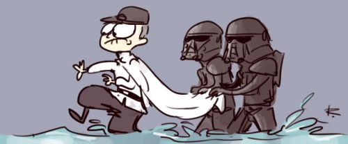 Rogue One, 14 by Ayej