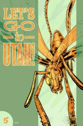Lets go to UTAH number 5 cover by davechisholm