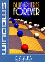 Blue Spheres Forever (Sonic Fangame) by RollingTombstone