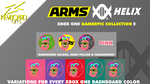 XBOX GAMERPIC - Arms HELIX - Pink by kevboard