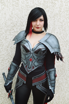 Nightraven Fiora Cosplay - League of Legends by Dragunova-Cosplay