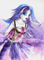 Monster High-Spectra by ShiChel