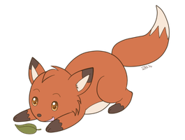 Little Fox by pdutogepi