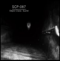 SCP-087 by cinemamind