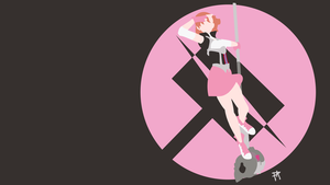 Nora Wallpaper by Plagued-art