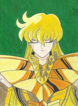 Saint Seiya - Shaka de Virgo by PrincessPop13