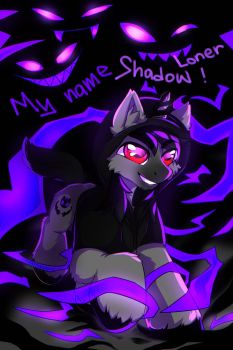 shadow loner by aprillfool