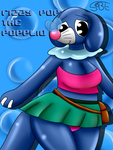 Meet Fizzy Pop the Popplio by Flakyrapesfaceplz