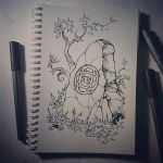 Instaart - Magic Circle by Candra