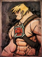 He-Man: Defender of Eternia by Zatransis