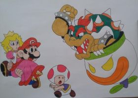 Mario World by cavaloalado