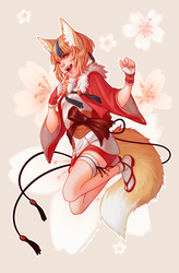 Selkie by whispwill