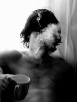 smoking by AndreaB-photography