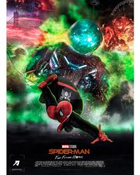 Poster: Spider-Man Far From Home | 2