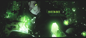 Queen Bee by miobukii