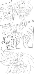 Super Amy comic by GaruGiroSonicShadow
