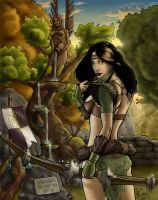 Guild Wars: Emerald Maiden by poison