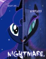 MLP - Two Sides of Luna by TehJadeh