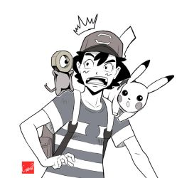 Who's that Pokemon?! by Garth2The2ndPower
