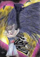 Catch the Fallen Angel by way2thedawn