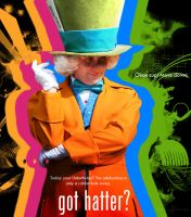 Got Hatter? by margflower