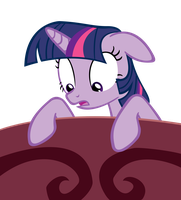 Twilight's 'WTF' Face by Rayne-Feather