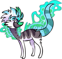 Design up for point  SOLD by griffsnuff